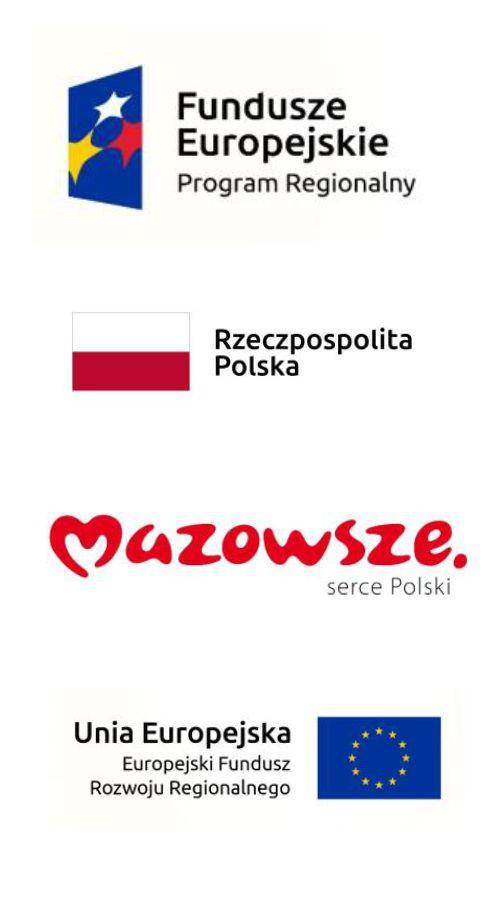 logotypy Unia Europejska